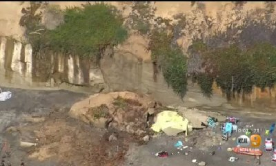3 Killed In Encinitas Cliff Collapse
