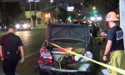 Man Seriously Injured in Hit-and-Run in the Fairfax District