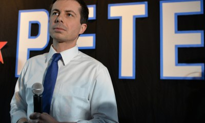 Pete Buttigieg rejected Tom Ford's offer to style him