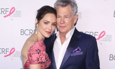 Katharine McPhee to critics on age difference: 'Go f–k yourself'
