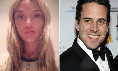 Newlyweds Hunter Biden and Melissa Cohen spotted in LA