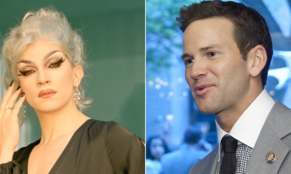 We talked to the drag queen that confronted former Rep. Aaron Schock for his anti-LGBT votes. This is what she wants you to know.