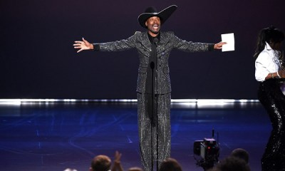 Emmy Awards see LGBT highs, viewership lows