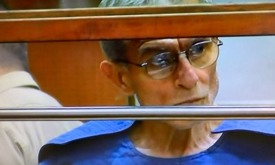 Ed Buck in Court on September 19, 2019