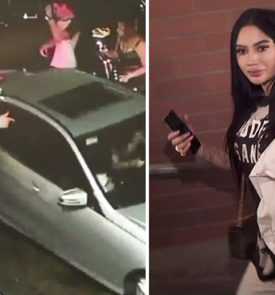 Woman Suspected of Repeatedly Ramming Car Into Mustang in Hollywood Surrenders to Police