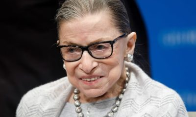 Ruth Bader Ginsburg Wins $1 Million Prize, Donating Money To Charity