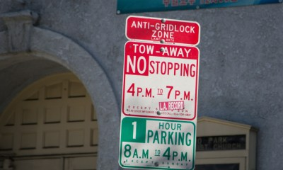 Are LA's Anti-Gridlock Zones Being Enforced? Also What Are They