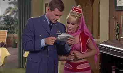 Halloween costumes from 'I Dream of Jeannie' embrace stereotypes best forgotten