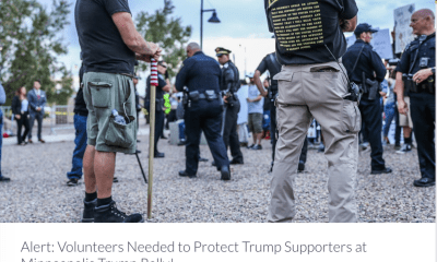They're not all racist nut jobs – and 4 other observations about the patriot militia movement