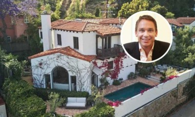 Marcus Buckingham Lists Sunset Strip Villa