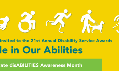 WeHo's Disability Service Awards and a Disabilities Fair Set for October