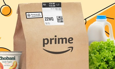 Ultrafast grocery delivery is now FREE with Prime