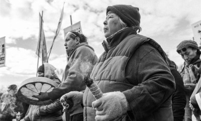 Pipeline's Foes Mobilize after Anti-Protest Laws Fail