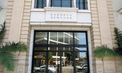 """Hollywood Bids a Fond Farewell to Barneys: """"It Was Not Just a Store"""""""