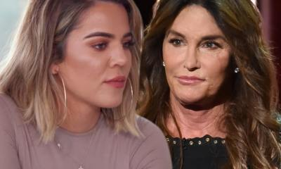 Khloe Kardashian Confused by Caitlyn Jenner's 'Haven't Talked' Claim