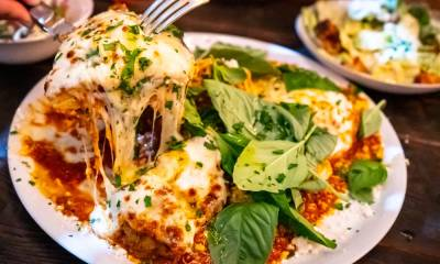 How to find Hollywood's secret chicken parmesan club