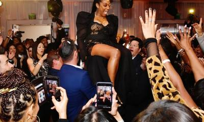 Tiffany Haddish Throws 'Black Mitzvah' to Celebrate 40th Birthday