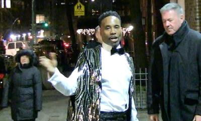 Billy Porter Says 'Cinderella' Changes Reflect Evolving to Me Too Era