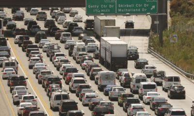 Toll lanes in the Sepulveda Pass? The 405 Freeway is moving that direction