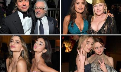 Golden Globes After-Parties Were Stacked to the Max with Star Power