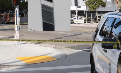 At Least Two Injured in Hollywood Shooting