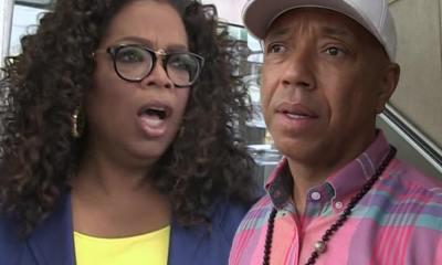 Oprah Distancing Herself From Russell Simmons #MeToo Doc