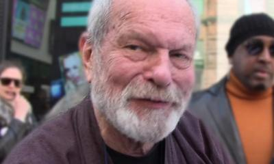 Director Terry Gilliam Criticizes #MeToo, Tired of White Men Taking Blame