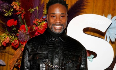 Billy Porter responds to critics angry that he'll wear Oscars dress on 'Sesame Street'