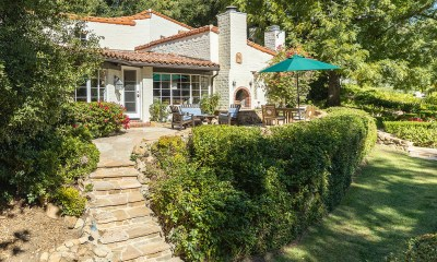 Producer John Goldwyn and hotelier Jeff Klein list pedigreed Beverly Hills hacienda