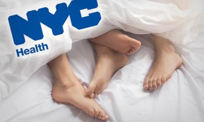NYC Health Dept.'s Sex Tips Amid Coronavirus, No Orgies