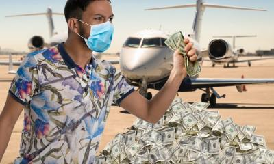 Private Jets in Insanely High Demand Because of Coronavirus