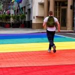 Jon Viscott - Rainbow Cross Walk
