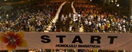 Honolulu-Marathon
