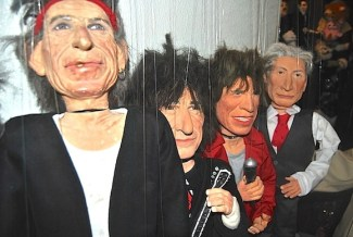 Bootsy Puppets