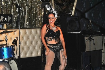 Bootsy Bellows show