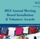 6/2: NCJWLA Annual Meeting, Board Installation and Volunteer Awards