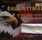Ettman Campaign Mailer Implies GOP Endorsement