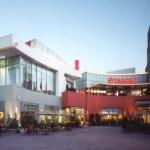 The Gateway shopping plaza at Santa Monica Boulevard and La Brea.