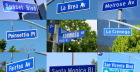 Where WeHo's Streets Got Their Names