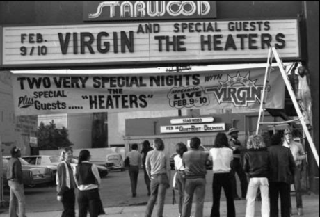 Starwood staff prepares for concerts by local punk and new wave groups that played the former nightclub in 1979. Located at on the northwest corner of Santa Monica and Crescent Heights boulevards, the Starwood opened in 1973 and closed in 1981