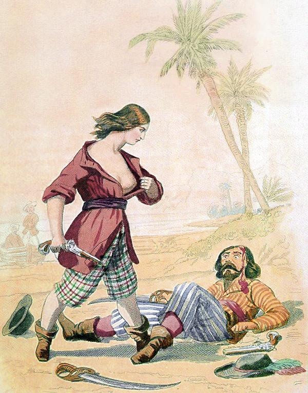 Pirate lesbians