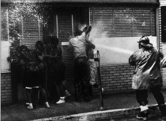 Fire Hose 60s Civil Rights