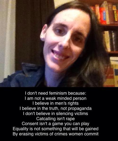 From Women Against Feminism