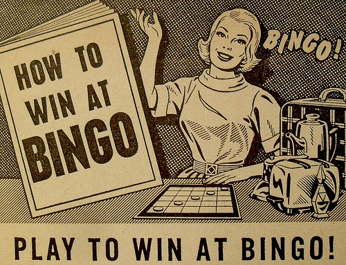 Uh oh, women are taking over BINGO too!