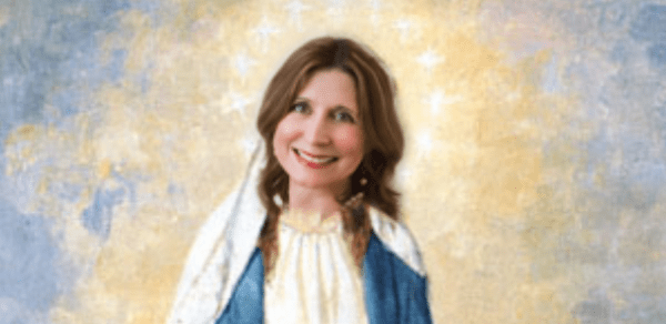 She's not the messiah's mom