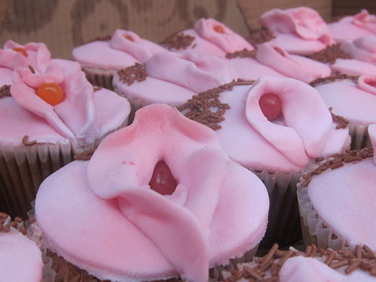 When did vagina cupcakes become a thing?