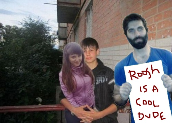 Roosh helped this guy score a hot babe