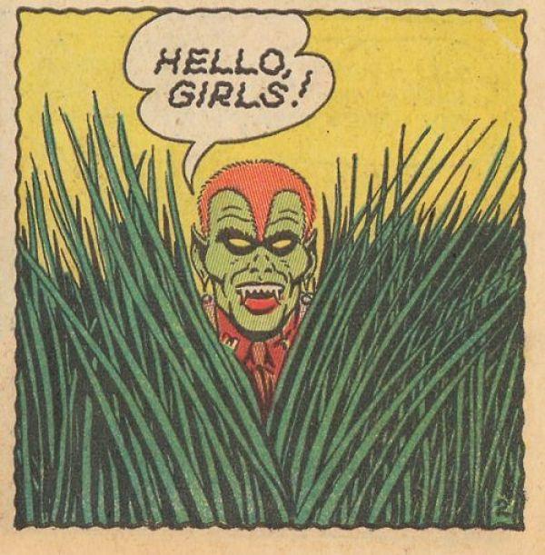 Hello girls indeed.