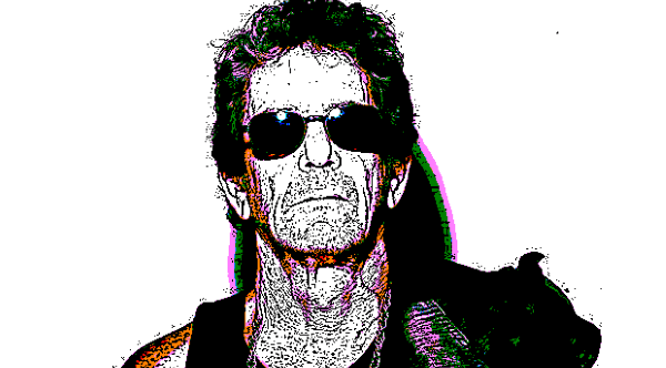 Lou Reed: Huge douchebag