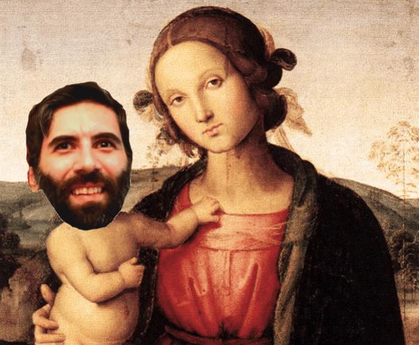 Brace yourself, world! Roosh is planning to reproduce!